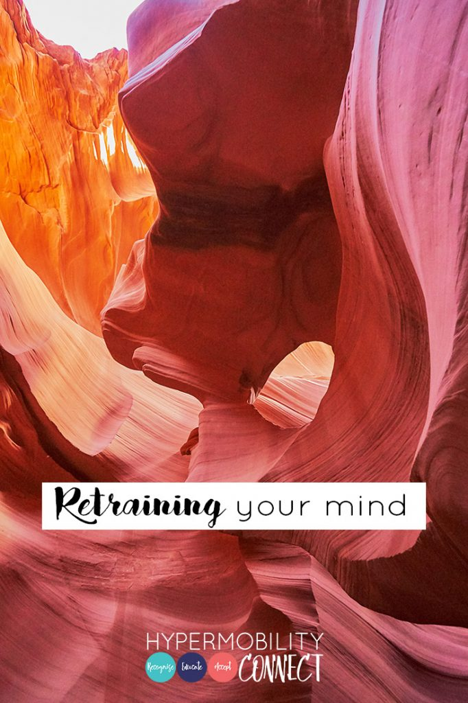 Retraining your mind | Hypermobility Connect