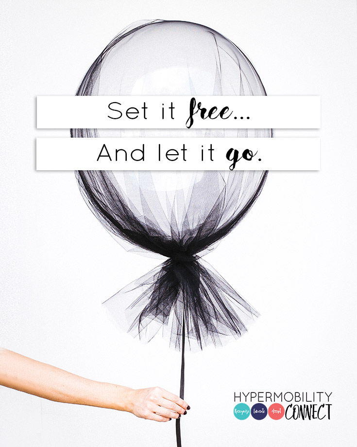 Set it free... And let it go | Hypermobility Connect