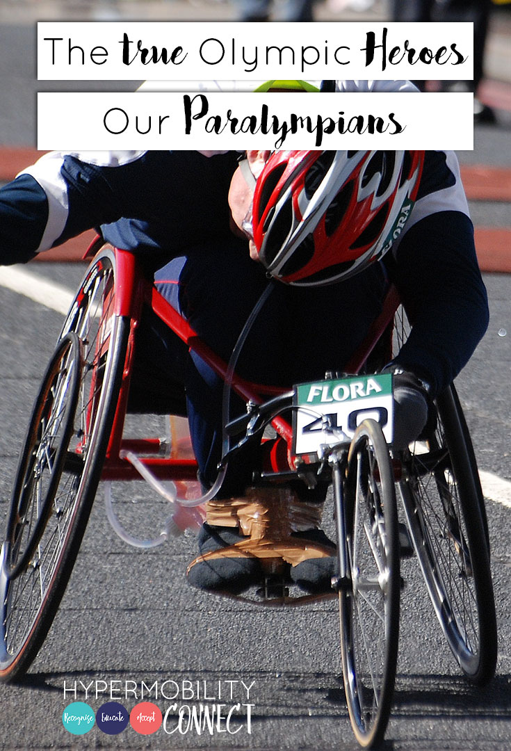 The true Olympic Heroes: Our Paralympians | Hypermobility Connect