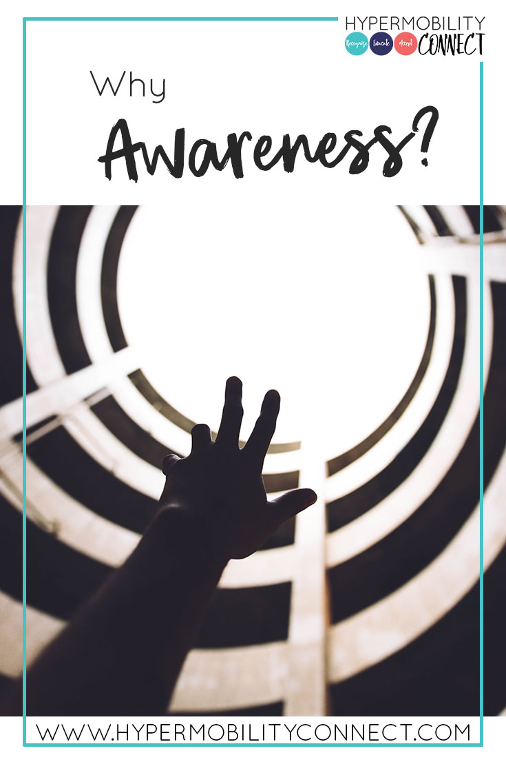 Why Awareness? | Hypermobility Connect